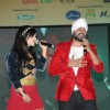 Shibani Kashyap and Ram Gulati perform at the Global India 2013 awards