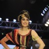 Deepika Samson walked the ramp for Brand Globus