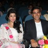 Nimrat Kaur & Akshay Kumar were at the Jagran Film Festival 2013