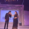 Shahrukh Khan and Madhuri Dixit perform at the event