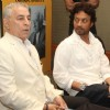 Dalip Tahil and Irrfan Khan at the Screening
