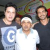 Rahul Roy and Arjun Rampal were seen at the Walkathon 2013