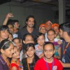 Arjun Rampal at the Walkathon 2013