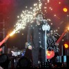 A R Rahman performs during the Concert -  'Rahman Ishq'