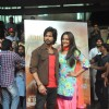 Shahid Kapoor & Sonakshi Sinha at the theatrical trailer release of the film R...Rajkumar