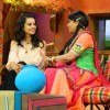 Kangana Ranaut promotes her new film 'Rajjo' on 'Comedy Nights With Kapil'