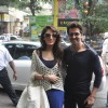Farah Ali Khan and Hrithik Roshan arrive at the launch