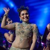 Rani Mukherjee performs at the Temptations Reloaded in Sydney