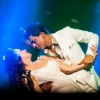 Shahrukh Khan and Madhuri Dixit perform at Temptations Reloaded in Sydney