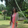 Sasha Agha at the mahurat of the film 'Desi Kattey'