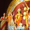 Celebrities at Bombay Sarbojanin Durga Puja