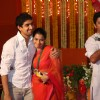 Ayan Mukerji and Kajol at the Durga Pooja celebrations