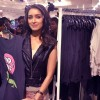 Shraddha Kapoor checks out the collection at Forever 21's store launch