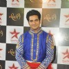 karan Mehra at the Star Plus Diwali TV show