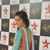 Ishita Dutta at the Star Plus Diwali TV show