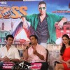 Boss - Press Meet in New Delhi