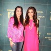 Roopa Vohra and Raveena Tandon at the Launch of new jewellery line, 'RR'