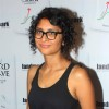 Kiran Rao was seen at the Launch of Mansoor Khan's book 'The Third Curve'