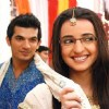 Sanaya Irani and Arjun Bijlani