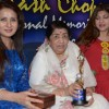 Poonam Dhillon, Lata Mangeshkar and Alka Yagniik at the Yash Chopra Memorial Award
