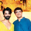 Barun Sobti and Saurav Ganguly