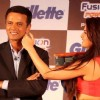 Launch of Gillette's new revolutionary shaving system