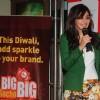Pooja Chopra Celebrates Diwali with 92.7 BIG FM