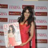 Chitrangada Singh at the Bridal Coverpage launch of Femina Magazine at Reliance Jewels
