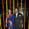 Ronit Roy with his wife at Ekta Kapoor's Grand Diwali Party