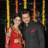 Mrs. and Mr. Deshmukh were at Ekta Kapoor's Grand Diwali Party