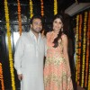 Raj Kundra and Shilpa Shetty were seen at Ekta Kapoor's Grand Diwali Party