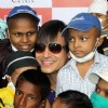 Vivek Oberoi celebrates Diwali with children suffering from cancer