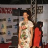 Deepika Padukone looked simple and elegant at the Success Party of Chennai Express