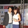 Hiten Tejwani and Gauri Pradhan attented the Success Party of Chennai Express