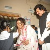 Pankaj Udhas Bhupinder Singh and Mitali Singh at Each One Teach One learning center