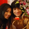 Vrushika With Shantanu