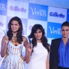 Chitrangada Singh, Neha Dhupia and Esha Gupta Launch Gillette Venus razor