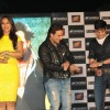 Actors perform on 'Tamanchepe Disco' at the Music Launch of 'Bullet Raja'