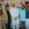 The cast of Singh Saab The Great at the event