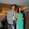 Riya Sen and Prateik Babbar at Gold's Gym Fit & Fab contest