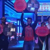 Sharib, Sachin and Sunny Launch the music of Jackpot
