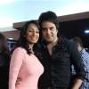Kashmira and Krushna at the Country Club event