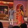 Saif during Bullet Raja's Promotions on Comedy Nights with Kapil