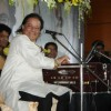 Anup Jalota performs at the event