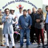 Saif Ali Khan, Sonakshi Sinha, Jimmy Shergill and Tigmanshu Dhulia at a Road Safety Awareness Campaign