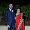 Imran Khan and Avantika Malik were seen at Vishesh Bhatt's Wedding Reception