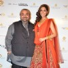 Esha Gupta was at the Aamby Valley India Bridal Fashion Week - Day 5