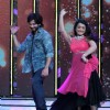 Shahid and Shruti performs on the sets of Dance India Dance Season 4