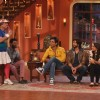 Ali Asgar performs on Comedy Nights with Kapil
