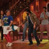 Ali Asgar and Shahid Kapoor perform on Comedy Nights with Kapil